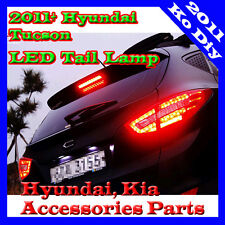 LED Tail Lamp Lights Assy Factory Style For 2011 2013 2014+ Hyundai Tucson IX35
