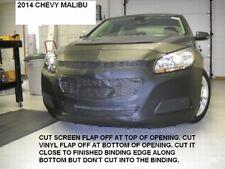 Lebra Front End Mask Bra Fits 2014-2015 Chevrolet Malibu & 2016 Malibu Limited