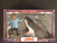 """Toony Terrors Jaws """"QUINT vs. THE SHARK"""" - Brand New - Neca 2021"""