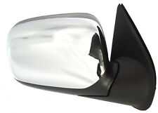 NEW DOOR MIRROR for HOLDEN RODEO RA 2003 - 2008 ELECTRIC CHROME RIGHT SIDE RH