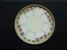 "Vintage Nippon Hand Painted Serving Plate Tray Platter 10"" Diameter"