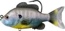 Live Target Swimbait SFS110MS563 Sunfish Bluegill Natural 4.25 Inch