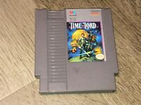 Time Lord Nintendo Nes Cleaned & Tested Authentic