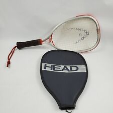 Vintage AMF Head Master Professional Racquetball Racquet 4 in w Cover Racket