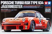 Tamiya 1/24 Porsche Turbo RSR Type 934 Jagermeister # 24328