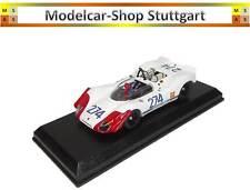 Best 1 43 Porsche 908-02 #274 Targa Florio 1969 Stommelen - Herrmann 1 43