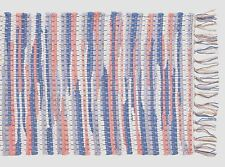 """Extra Weave USA New 100% Cotton """"Nantucket"""" Table Runner 13x78, Retails $50"""