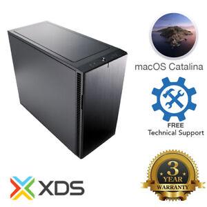i9 10900X 10Core,128GB 3000MHz,1TB M2.0,8GB RX580,TB 3 Hackintosh macOS Catalina