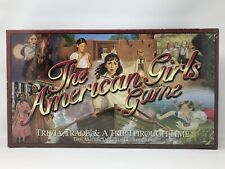 1999 The American Girls Board Game Pleasant Company Factory Sealed Brand New NIP