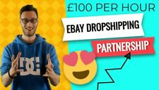 We Are Going To Start A 100 Per Hour Ebay Dropshipping Business Together