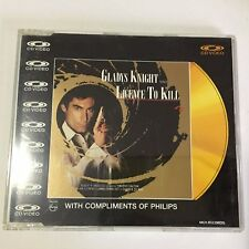 Gladys Knight – Licence To Kill CD Video With Compliments of Philips.   (21117)