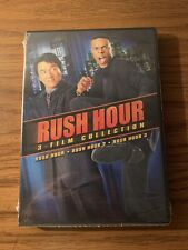 Rush Hour 3-Film Collection (Dvd, 2011, Widescreen) Brand New Sealed