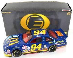 BILL ELLIOTT 1997 MAC TONIGHT MCDONALDS 1/24 ACTION ELITE DIECAST CAR 1/7,500