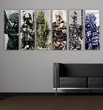 STAR WARS-CACCIATORI DI TAGLIE-Set - 6 x di alta qualità GIANT POSTER art prints