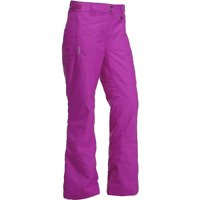 Wed'ze by Decathlon Women's Magenta Evostyle Waterproof Ski/Snow Pants