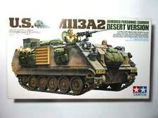 TAMIYA 1/35 M113A2 Desert Version ITEM 35265 – 3000