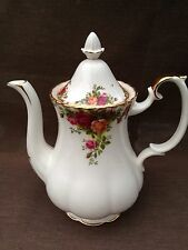 Royal Albert Old Country Rosa Tamaño Mediano Cafetera