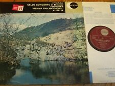 ECS 512 Dvorak Cello Concerto / Fournier / Kubelik / VPO
