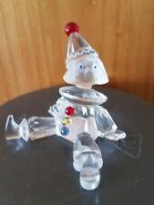 Swarovski Crystal Clown/Puppet 7550Nr000003 Retired