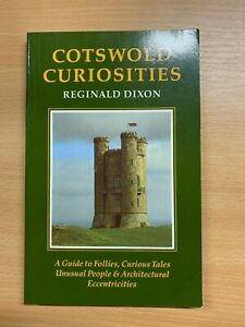 """1988 """"COTSWOLD CURIOSITIES"""" ILLUSTRATED PAPERBACK BOOK (P4)"""