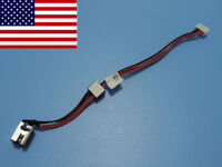 DC Power Jack Cable HARNESS for Toshiba Satellite L855-S5255 L855-S5385
