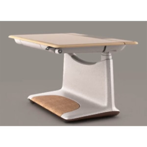 Adjustable Intelligent Standing Electronic Desk Home Office w/ Invisible Storage