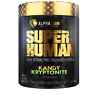 SUPER HUMAN ALPHA LION/preworkout/savage pumps/energy/laser focus/caffeine