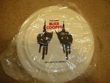 ALICE COOPER PROMO FRISBEE 2014 SEALED SUPER DUPER ALICE COOPER DVD PROMO