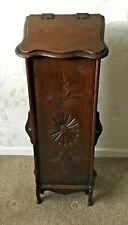 Vintage French Wooden Carved Baguette/French Stick Box
