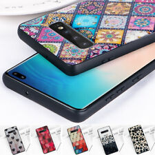 For Samsung Galaxy S10 Plus S9 Note 10 S8 Bling Soft Gel Shockproof Case Cover