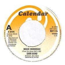 "Sarr Band - Magic Mandrake  - 7"" Vinyl Record"