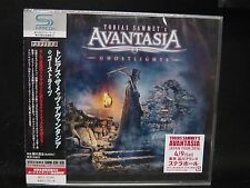 TOBIAS SAMMET'S AVANTASIA Ghostlights + 1 JAPAN SHM 2CD Edguy Luca Turilli Aina