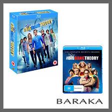 THE BIG BANG THEORY Complete Season 1 - 7 blu ray Box Set Series RB New Sealed