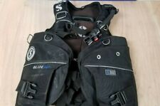 Scuba Pro Glide Vest BCD With Buckle Weight System, Large