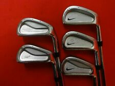 NIKE Pro Combo Forged 3-7 Iron Set RH Right Handed Stiff Flex Steel +1""