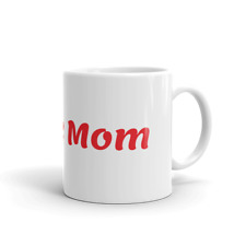 I love Mom - Emotional Mug