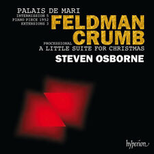 Morton Feldman : Feldman: Palais De Mari/Crumb: A Little Suite for Christmas CD