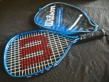 New listing Racketball ~ Wilson Demension Racket w/ cover