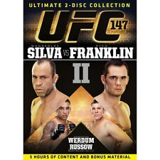 UFC 147 Silvia Vs Franklin II - Ultimate 2-Disc Collection