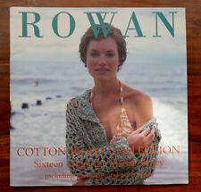 Rowan en Casa Tejer patrón Libro De Martin Pisos