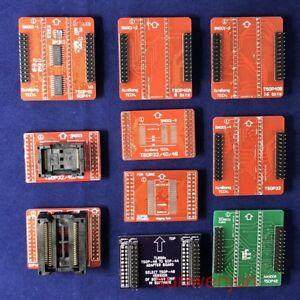 NAND TSOP32/40/48 SOP44 SOP56 adapter for TL866CS/A TL866II plus programmer USA