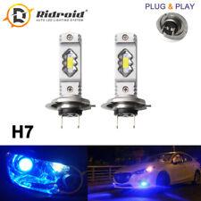 Ice Blue H7 LED Headlight Kits Low Beam for BMW 320i 323i 328i 335i 530i 540i Z4