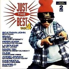 Just the Best 4 (1995) Scatman John, Snap, Perplexer, La Bouch, Dune, D.. [2 CD]