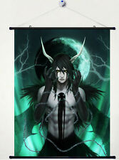 Bleach Kurosaki Ichigo Bankai UlquiHime Home Decor Japanese Poster Wall Scroll