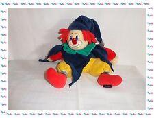 L - Doudou Peluche Musicale Clown Multicolore Sterntaler