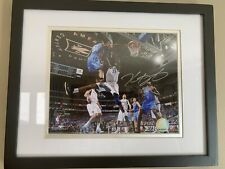 Kevin Durant Signed Oklahoma City Thunder Autographed 8x10 w/ Frame