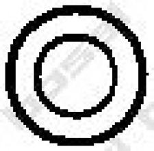 Federring, Abgasanlage für Abgasanlage BOSAL 258-117