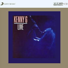 SONY | Kenny G - Live CD K2 HD oop