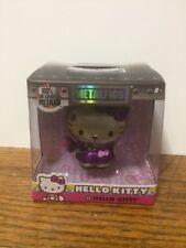 "Metalfigs Hello Kitty Purple Die-Cast Doll Figurine 2.5"" (S2) NEW"