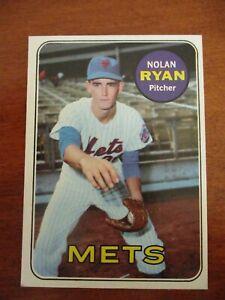 1969 Topps Nolan Ryan #533